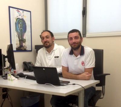 Equipe ambulatorio medicina fisica e riabilitativa Unimed