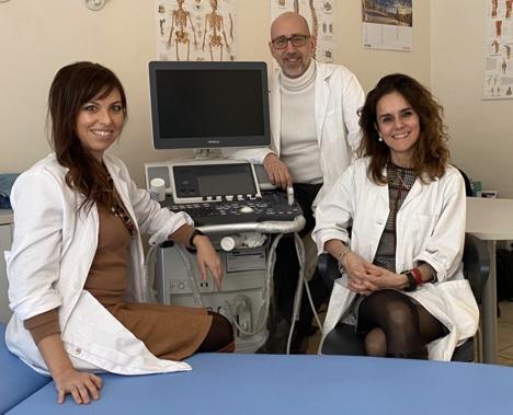 ambulatorio ecografia internistica Unimed